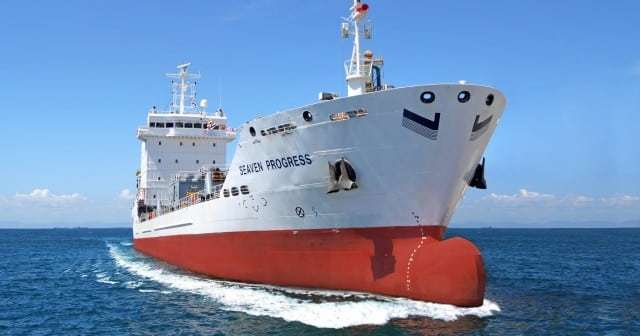 M/V SEAVEN PROGRESS: Το νέο πλοίο της Seaven