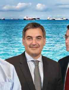 Ελλήνων Αριστεία στους Διεθνείς Ναυτιλιακούς Οργανισμούς IAME Θάνος Πάλλης Μανώλης Καβουσανός Χαρίλαος Ψαραύτης