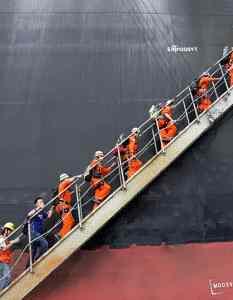 Τα κινεζικά λιμάνια, κόμβος αλλαγών πληρωμάτων