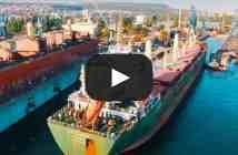Ο δεξαμενισμός ενός Bulk Carrier (Bίντεο)