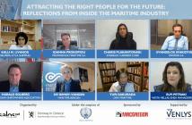Webinar: Έλληνες και Νορβηγοί συζητούν για τις δεξιότητες του μέλλοντος στη ναυτιλία