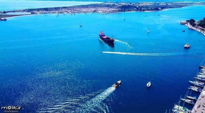 Preveza Port Credits to Nikos Dimolitsas