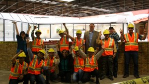 Construction Graduation 246
