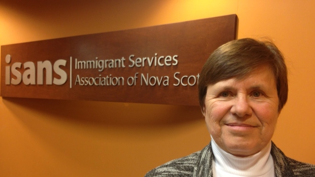 CBC: ISANS prepping for influx of Syrian refugees to Nova Scotia