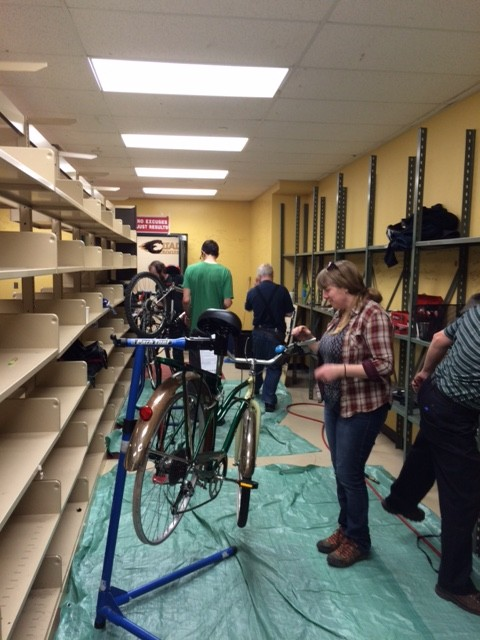 Bikes for Refugees Update & Donations