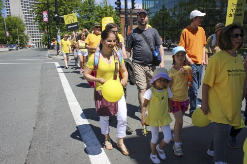 Walk with Refugees 167