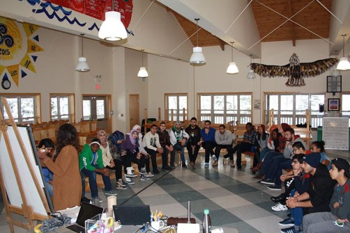 Inter-Action Youth-Retreat 129