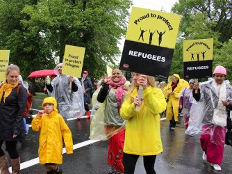Walk with Refugees 109