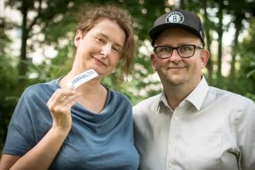 Monika Schreiner und Gerhard Bauer - ISARBLOG