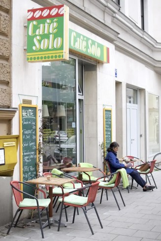 Cafe Solo in Haidhausen