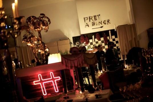 "Pret A Diner ""The Director's Cut"" , Filmcasino München"