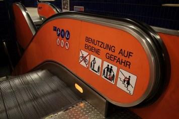 Marienplatz Sperrengeschoß im November 2011 | Foto: Gerhard Bauer ISARBLOG