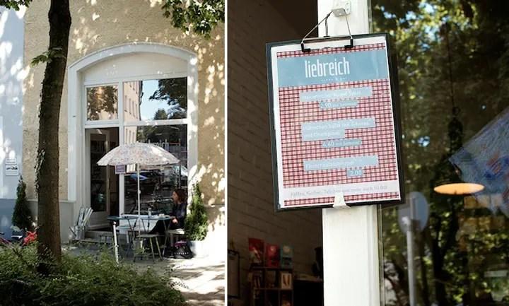 Ladencafe Liebreich in München Giesing | Fotos: Monika Schreiner