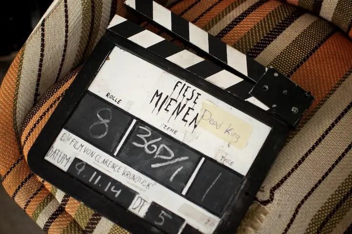 Dreharbeiten zu Fiese Mienen | Foto: Monika Schreiner
