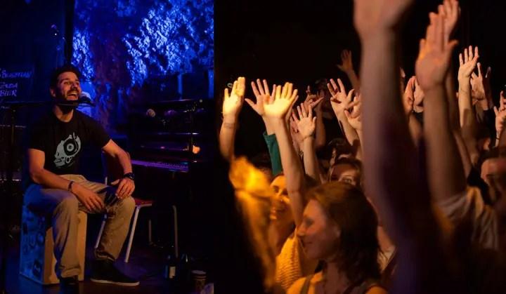 Milla Song Slam | Foto: Monika Schreiner ISARBLOG