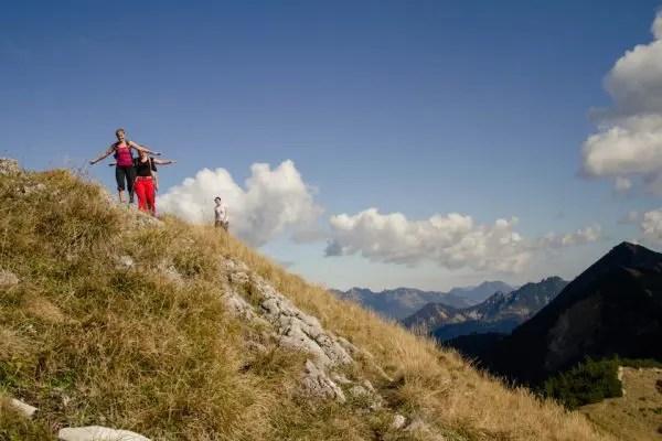 24 Stunden Bayern - Wanderer in den Brandenberger Alpen | Foto: Bayerischer Rundfunk
