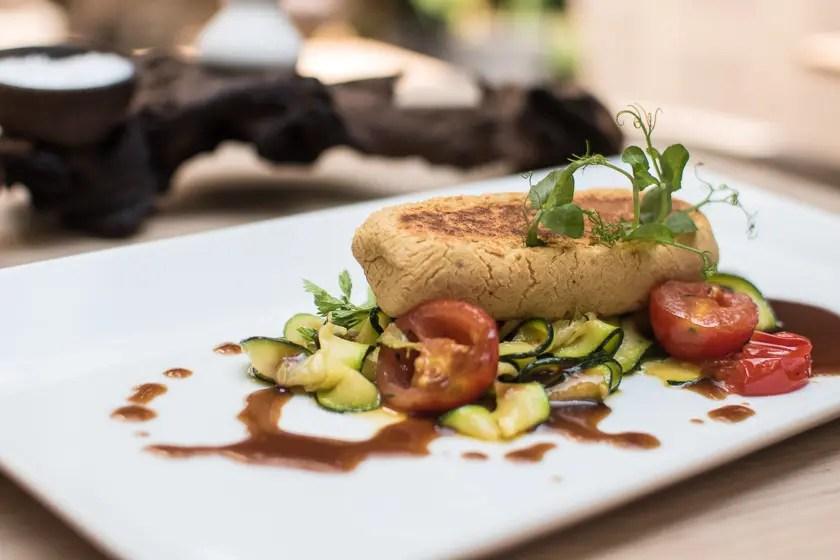 Tian Restaurant München vegetarisch, Foto: ISARBLOG