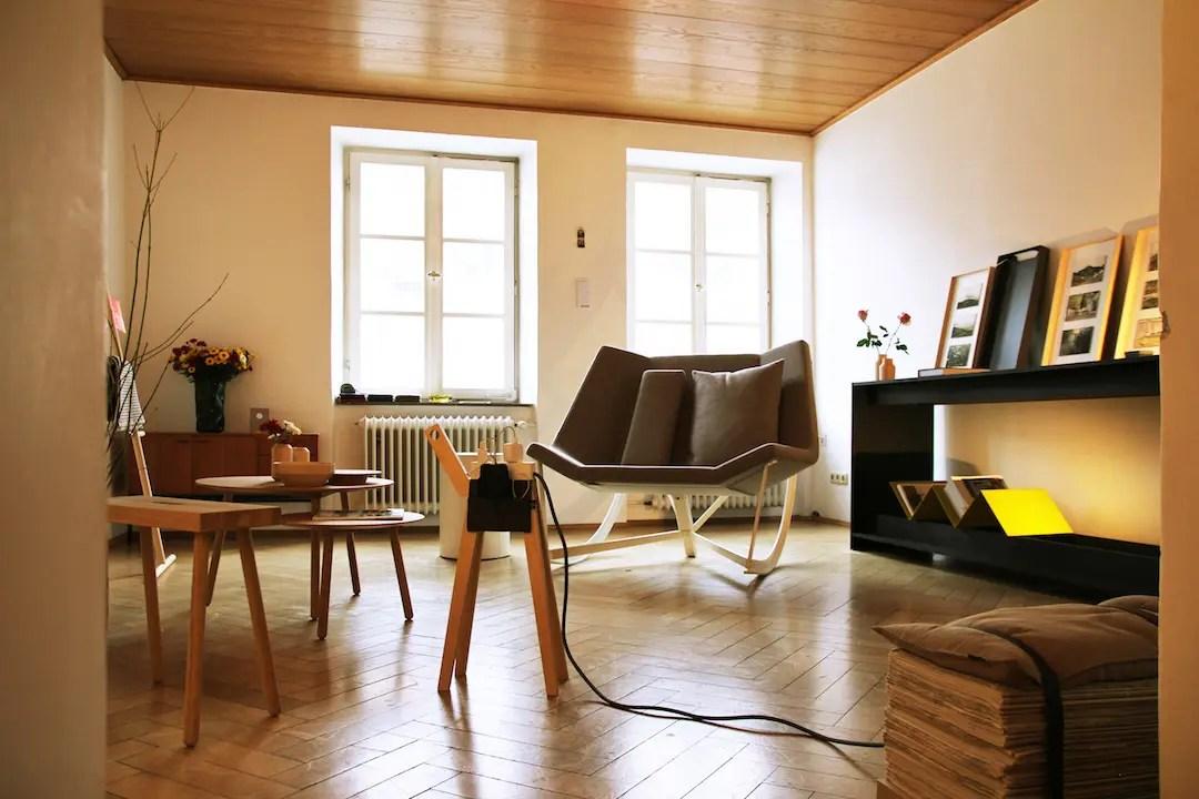 Möbel und Objekte der ZOOOM Designer | Foto: Nina Wolf njustudio
