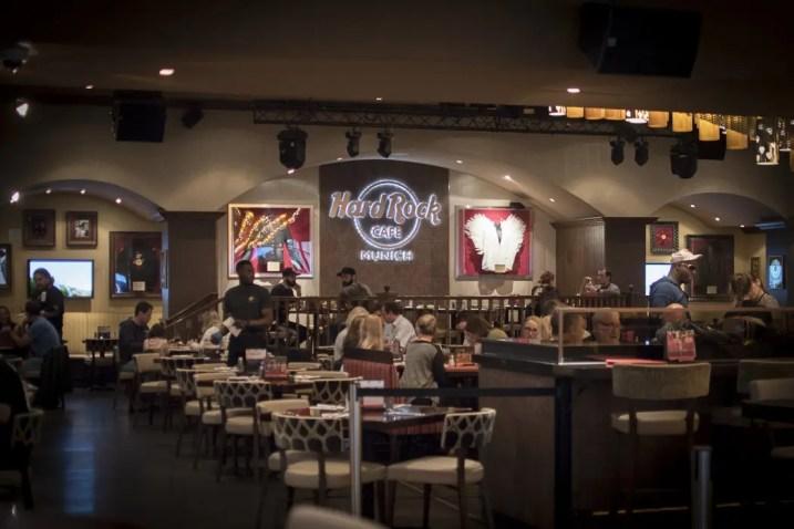Hard Rock Cafe München World Burger Tour - Foto: ISARBLOG
