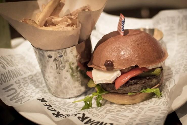 World Burger Tour im Hard Rock München Munich am Platzl - ISARBLOG