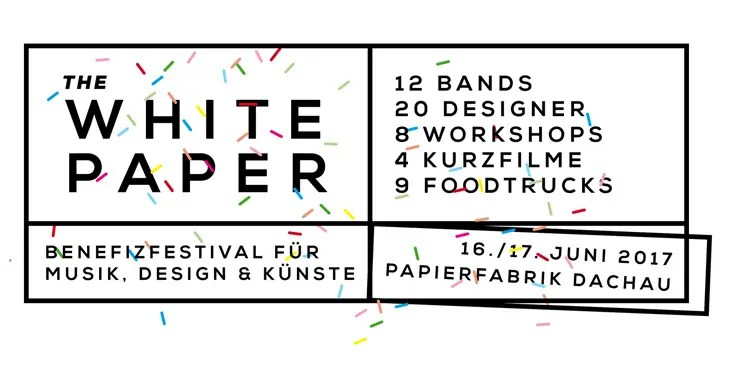 White Paper Festival Dachau