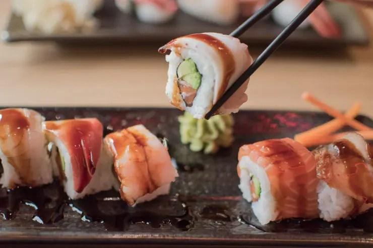 Sushi im Yuzumuk München Restaurant - ISARBLOG