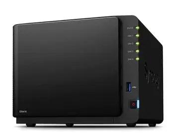 Synology Diskstation DS416 - Ein Teil unserer Blogger Ausrüstung