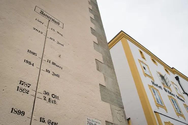 Hochwasserpegel Passau - #WirEntdeckenBayern - ISARBLOG
