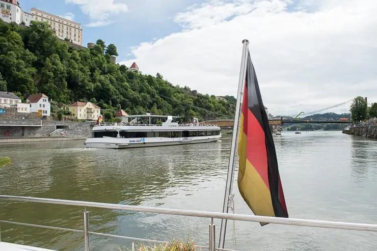 Auf der Donau bei Passau - #WirEntdeckenBayern - ISARBLOG