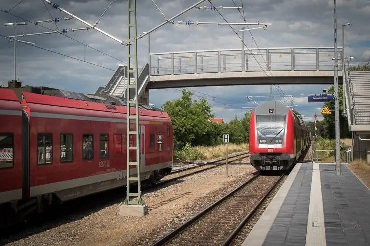 Bahnhof Wörth an der Isar - #WirEntdeckenBayern - ISARBLOG