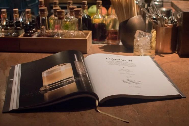 Eine der Kreationen von Cihan in der Bar Bibel   Foto: Monika Schrenier