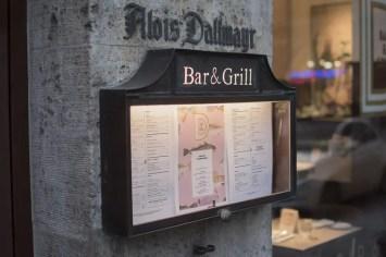 Dallmayr Bar&Grill   Foto: Gerhard Bauer