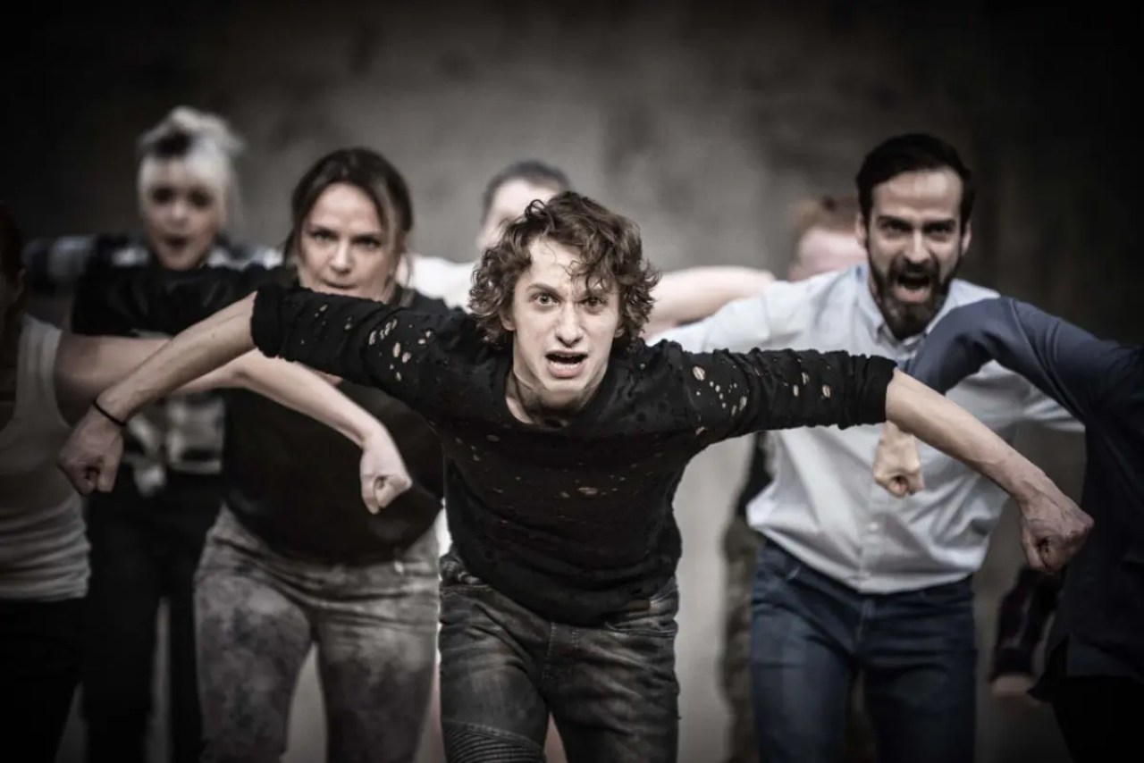 Hymne an die Liebe, Regie Marta_Gornicka | Foto: Magda Hueckel für SPIELART Festival