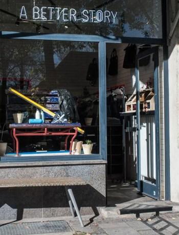 A Better Story Fashion Shop Store Auenstrasse München - ISARBLOG
