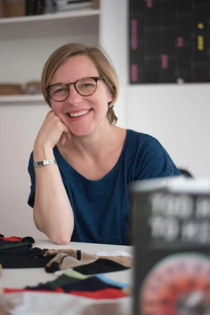 Eva Maskow von Too hot to Hide Socks Socken Strümpfe Munich - ISARBLOG