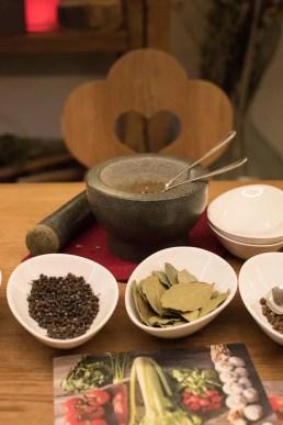 Die ayurvedische Küche lebt von Gewürzen | Foto: Monika Schreiner
