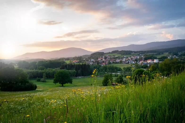Drachselsried bayerischer Wald - ISARBLOG