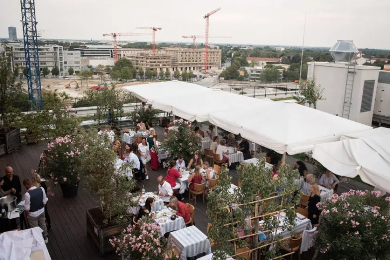 KULL Roof Pop Up Bar Restaurant Werksviertel München Hoch 5 - ISARBLOG