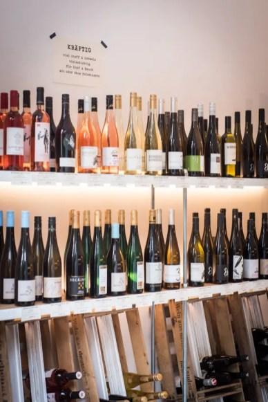 Die Weine sind nicht nach Regionen sonder nach Charakter sortiert | Foto: Monika Schreiner