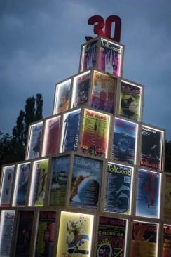 30 Jahre Tollwood Plakathistorie | Foto: Monika Schreiner