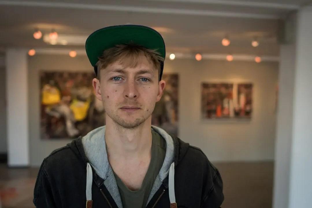 Matthias Mross Austellung Street Scenes Farbenladen Feierwerk - ISARBLOG