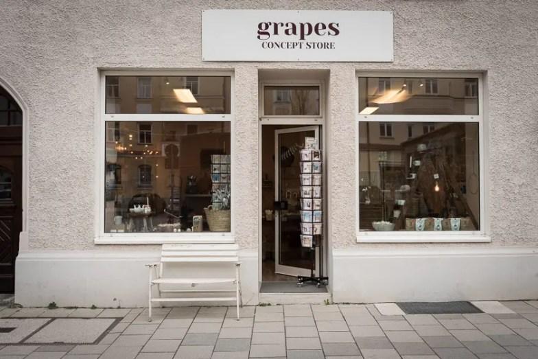 Grapes concept store DSC 7556