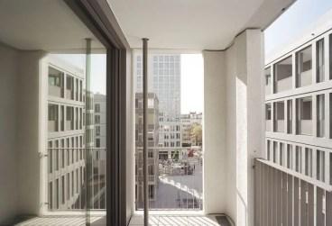 Architektouren 2019 - Wohn-/Geschäftshaus im Stadtquartier Leopoldstraße | Foto: 03 Arch.