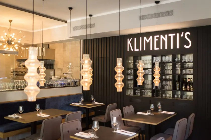 Klimenti's Restaurant München Haidhausen Gasteig