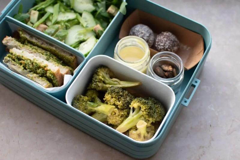 Vegan Lunch Date
