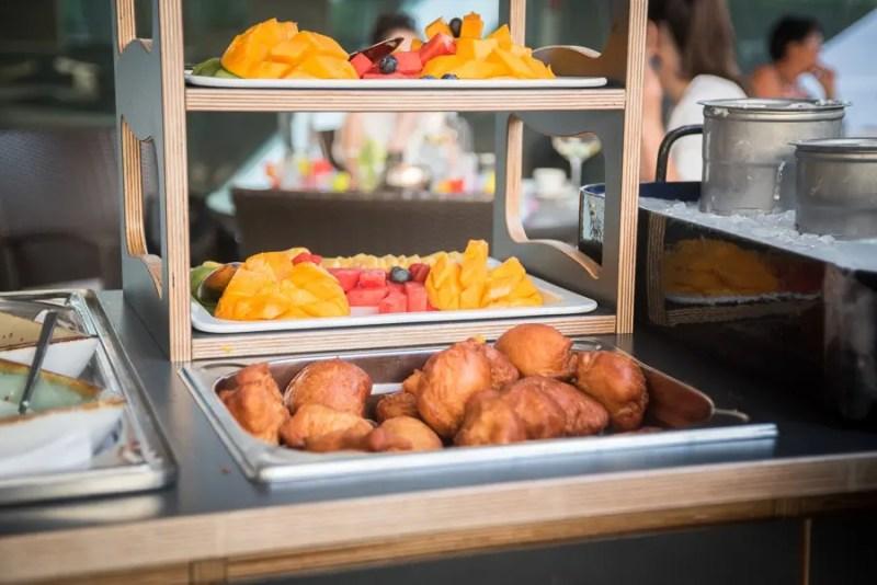 Hawaiian BBQ Bavarie BMW Welt — Foto: ISARBLOG