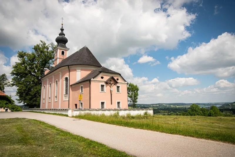 Wallfahrtskirche Maria Heimsuchung Mühlberg