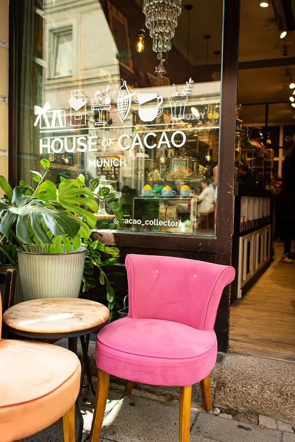 House of Cacao München   Foto: ISARBLOG