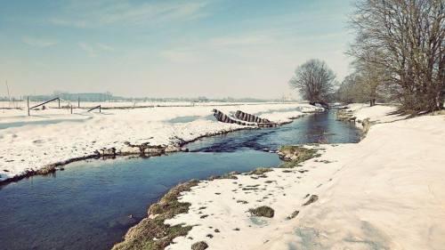 Neue Lieblings-Gassistrecke entlang der Mindel. Foto: Canistecture