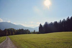 Noch mehr schöne Aussichten im Oberammergau